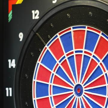 darts pálya és világítás 434
