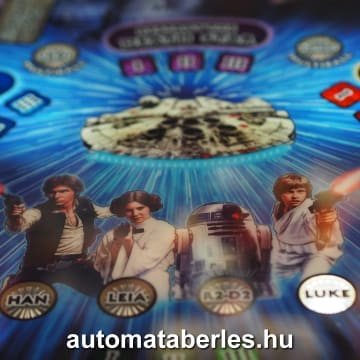 játékmező star wars stern 706