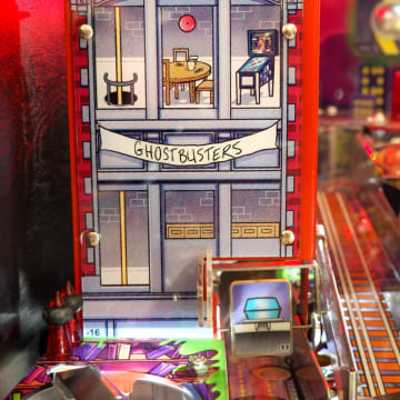ghostbusters pinball rent 924