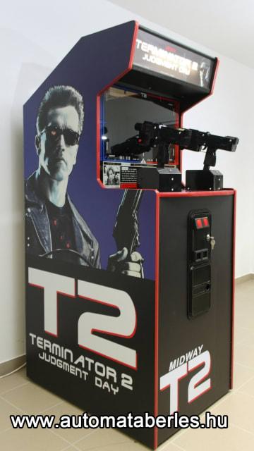 terminator 2 videójáték