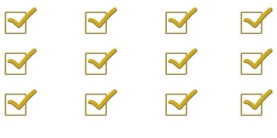 Az élet 12 aranyszabálya