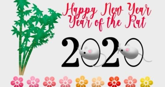 2020 a Fém Patkány éve -...