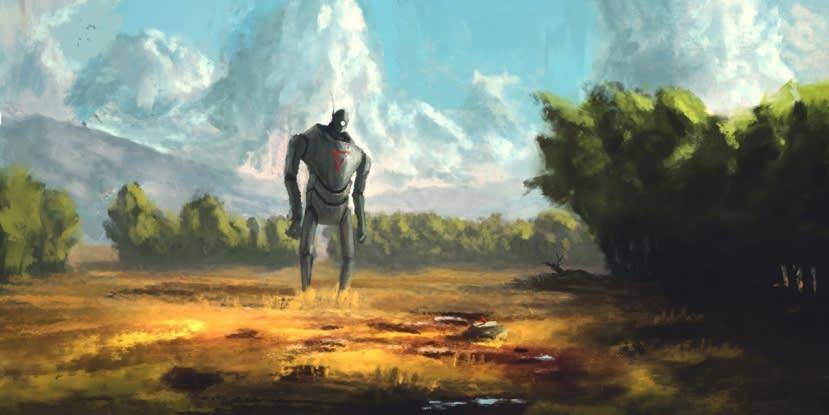 Robot vagy Teremtő vagy?