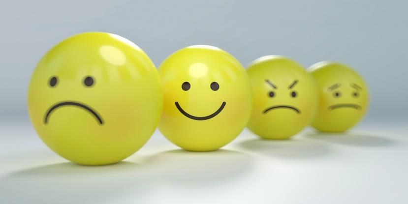 Hogy lehetsz pozitív és boldog, amikor negatívnak érzed magad?