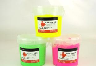 Plastcolor Fluo színek