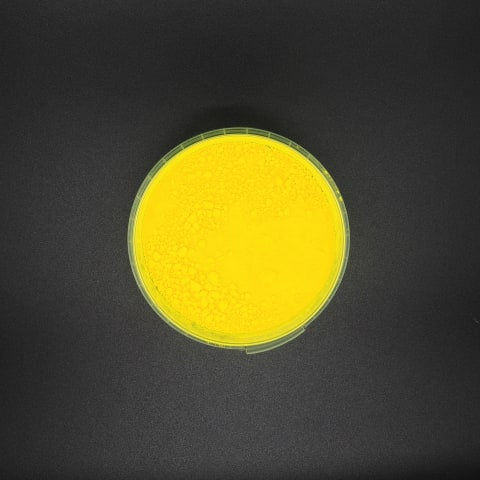 Fluo pigment por sárga Fluo por pigmentek és speciáls efektek