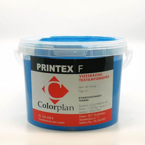 Printex F kék Printex F (fedő szitafestékek)