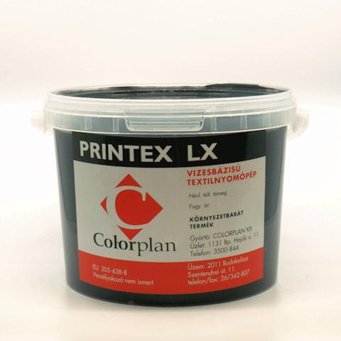 Printex LX fekete Printex LX, Printex FLX (festékek munkaruhára)
