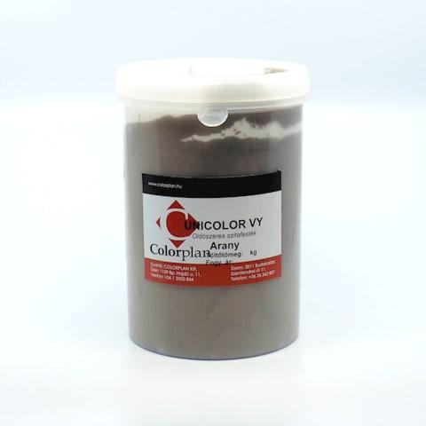 Unicolor VY arany Unicolor VY vinylmatricákhoz