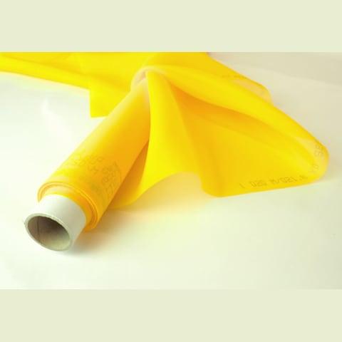 Szitaszövet sárga 90' 158cm széles Szitaszövetek