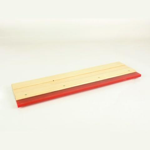 Rakli (nyomókés) 42cm piros (8mm) Raklik