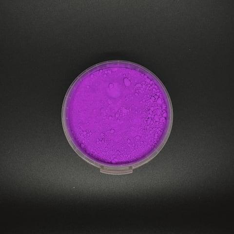 Fluo pigment por lila Fluo por pigmentek és speciáls efektek