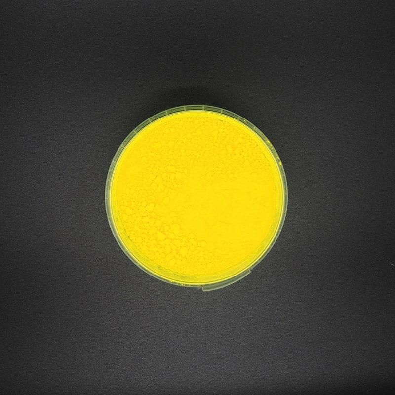 Fluo pigment por sárga