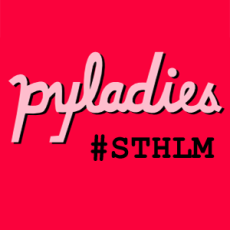 PyLadiesStockholm