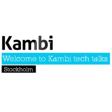 Kambi Stockholm Tech Talks