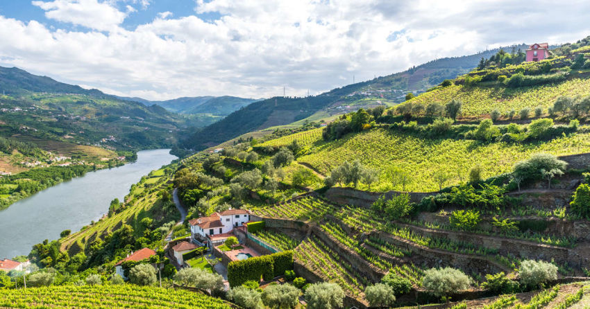 Walks and Wine Tasting in Spain and Portugal Tour Amigo