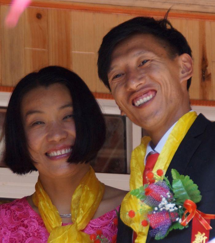 Hochzeit in Yunnan