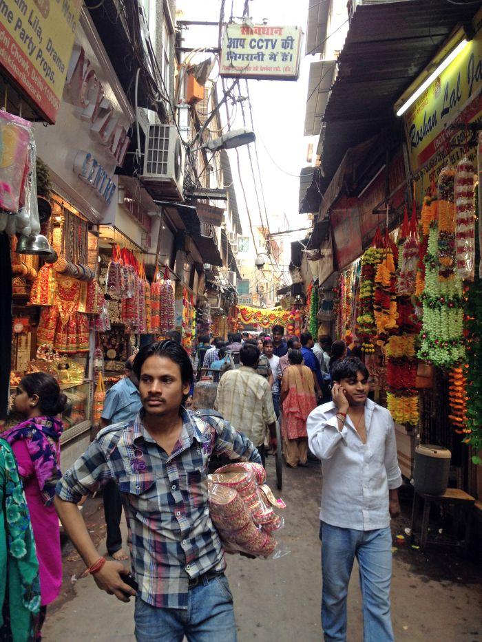 Street Life Indien