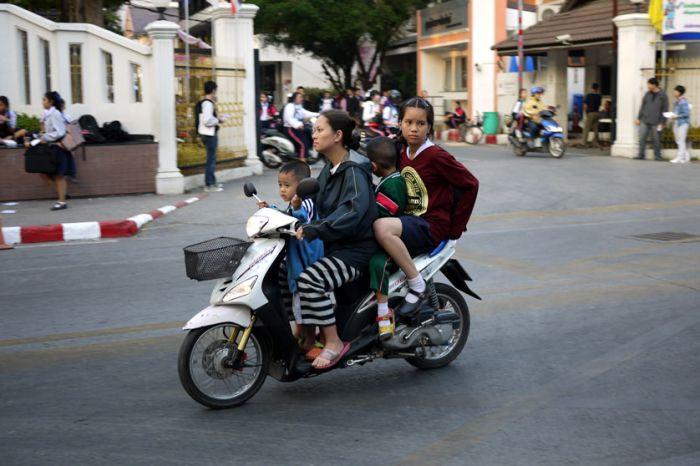Tpyisch Thailand