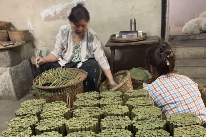 Zigarrenfabrik