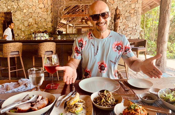 Antonio-im-Restaurant