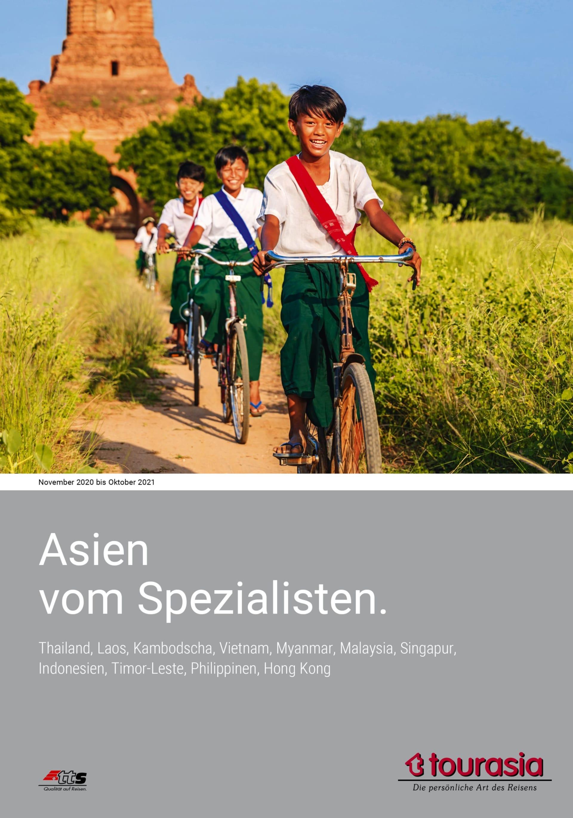 Asien: November 2020 - Oktober 2021