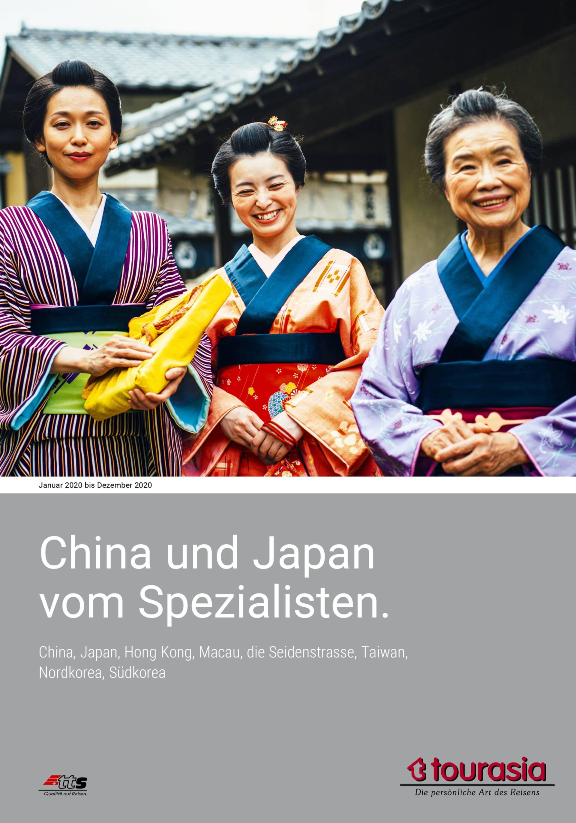 China und Japan: Januar 2020 - Dezember 2020