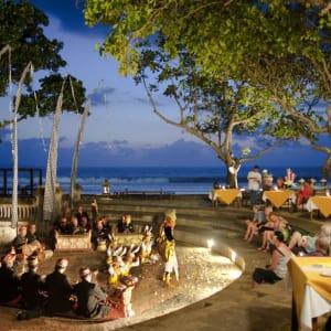 The Oberoi Beach Resort, Bali in Südbali: Bali Oberoi Amphitheatre
