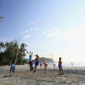 Centara Koh Chang Tropicana in Ko Chang: Beach Activity