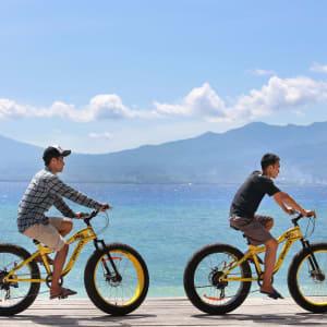 Vila Ombak in Gili: Bicycle