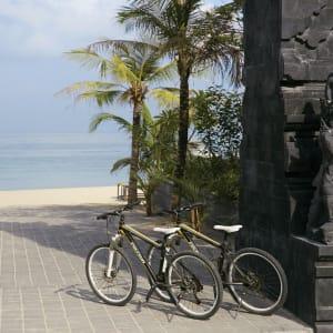 Belmond Jimbaran Puri Bali à Sud de Bali: Bikes