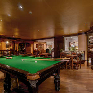 Siam Bayshore in Pattaya: Billiard