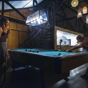 Club Paradise Palawan:  billiards