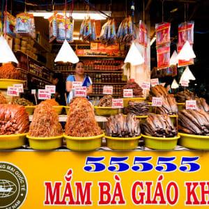 Voyage d'Angkor à Saigon de Siem Reap: activities: Chau Doc market
