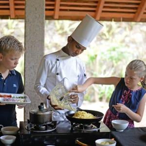 Living Heritage Koslanda à Ella/Haputale/Koslanda: Children's cooking classes