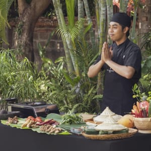 The Pavilions Bali in Südbali: cooking class