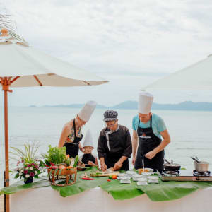Paradise Beach Resort in Ko Samui: Cooking Class