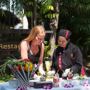 Panviman Resort in Ko Phangan: Cooking Class