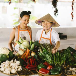 Anantara Hoi An Resort: cooking class