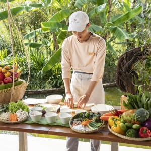 Fusion Resort Phu Quoc:  Cooking Class