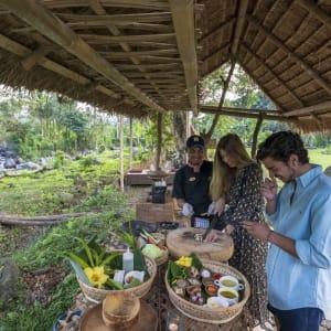 Wapa di Ume Sidemen à Ouest de Bali: Cooking Class