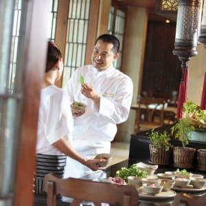 Intercontinental Hua Hin Resort: Cooking Class