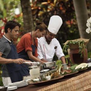 The Ubud Village Resort & Spa:  Cooking class