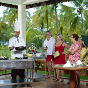 Nattika Beach Ayurveda Resort in Kochi: Cooking Class