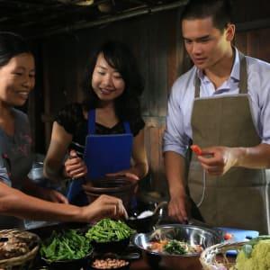 Inle Princess Resort in Inle Lake: Cooking Class