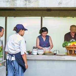 Let's Sea Hua Hin Al Fresco Resort:  Cooking Class