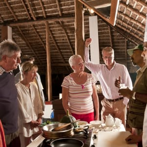Spice Village à Thekkady: Cooking Demo
