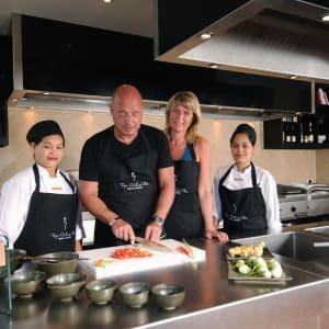 Zazen Boutique Resort & Spa in Ko Samui: Cooking lesson with chef's team