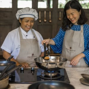 Phu Chaisai Mountain Resort à Mae Chan: Cooking School