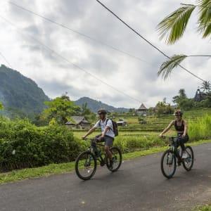 Wapa di Ume Sidemen à Ouest de Bali: Cycling